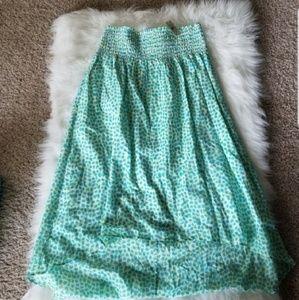 NWT | Ann Taylor | Silk Blend Skirt